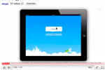 Skype For iPad App Demo Video Leaks