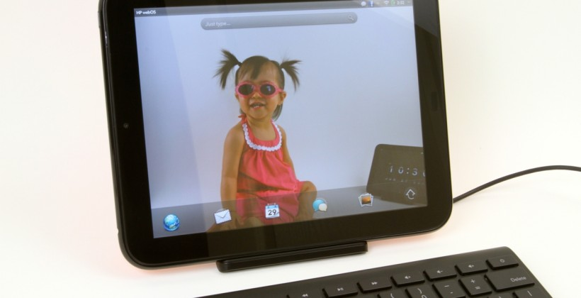 HP TouchPad Review