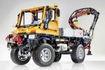 Gigantic LEGO Technic set is a Mercedes Unimog truck