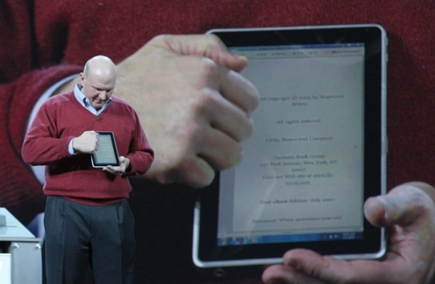 Microsoft Windows 8 own-brand tablet with TI chips tipped