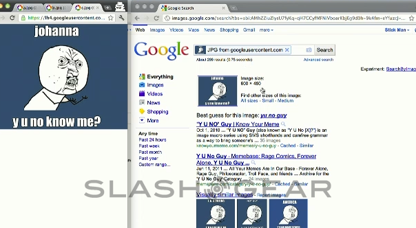 Google Launches Voice Search and Search by Image on Desktop