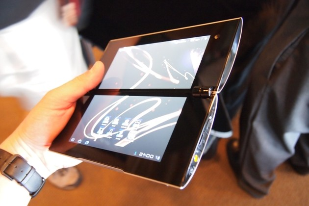 Sony S1 and S2 Tablets Hands-On Roundup