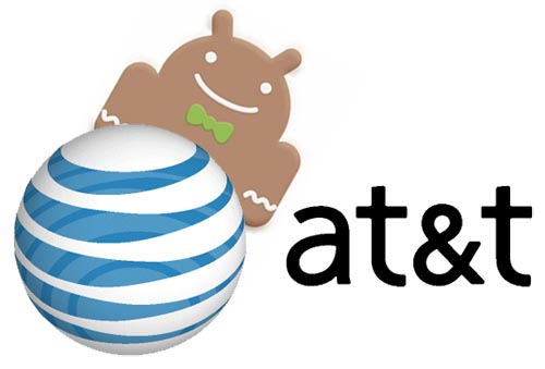 AT&T Confirms Android 2.3 Gingerbread Update For 2011 Lineup