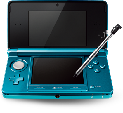 Tomita Technologies sues Nintendo over 3D tech in 3DS console