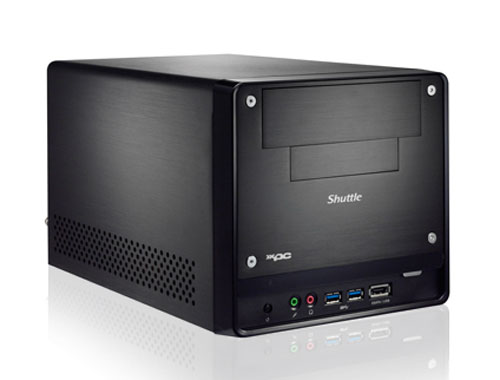 Shuttle H3 6700P SFF computer revealed