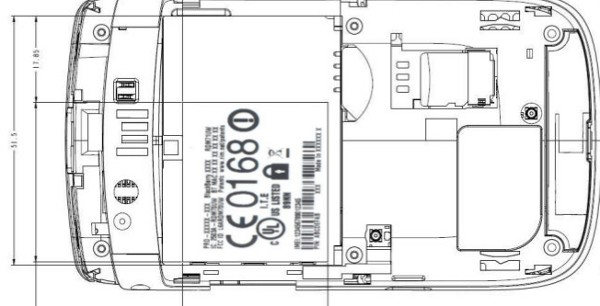 BlackBerry Torch 2 Hits The FCC, Heading To AT&T