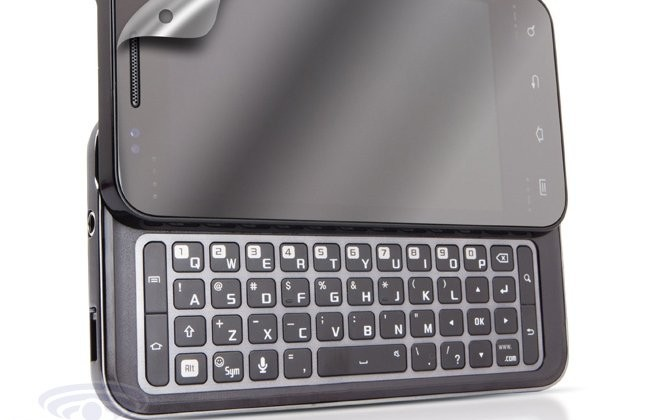 Samsung Android QWERTY Slider Heading To AT&T