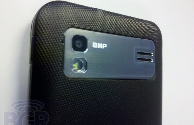 Samsung Galaxy S II Slide from AT&T Pictured in Photos