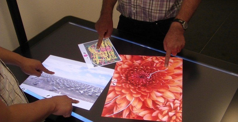 Evoluce Two undercuts Microsoft Surface using Kinect [Video]