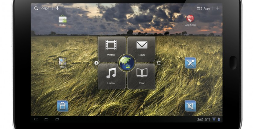 Lenovo IdeaPad K1 and ThinkPad Tablets official, plus IdeaPad P1