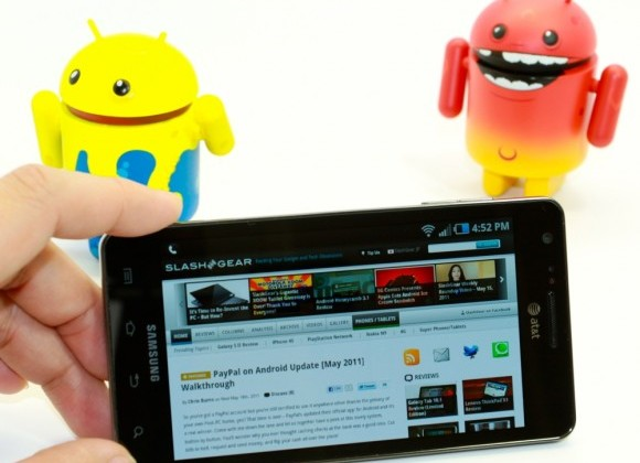 Samsung Galaxy Q 5.3-inch hybrid phone/tablet tipped for IFA 2011