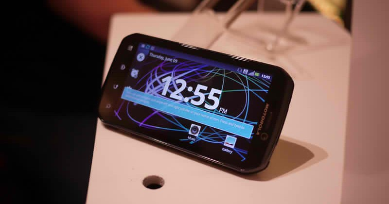 Motorola PHOTON 4G Release Info : Coming for EVO's Head