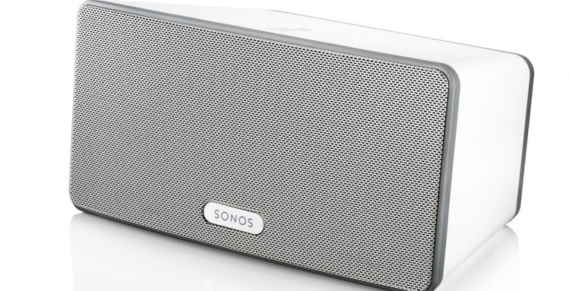 Sonos PLAY:3 official: cheaper entry to the streaming music club