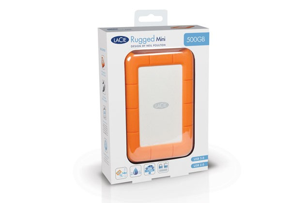 LaCie Announces USB 3.0 Rugged Mini External HDD, Ultimate Protector Of Your Data