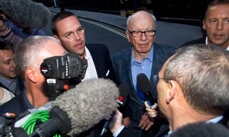News Corp drops bid to purchase BSkyB