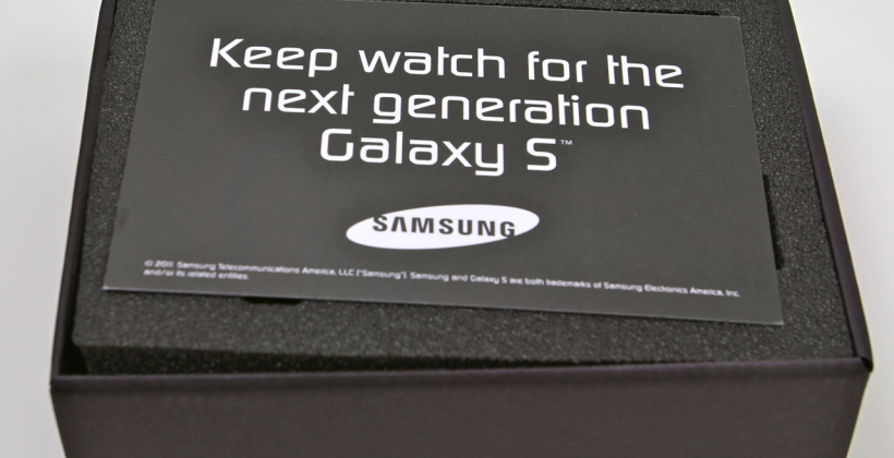 Samsung Galaxy S II Telescope Teaser Sent to Publishers