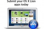 Apple Mac OS X Lion Apps Now Being Accepted