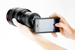 iPhone 4 Turns Into A DSLR With New Photojojo Case