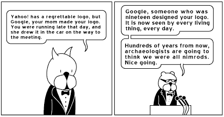 Why Competing with Google+ is Impossible
