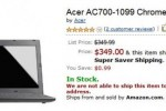 Acer Chromebook AC700 now available to purchase on Amazon