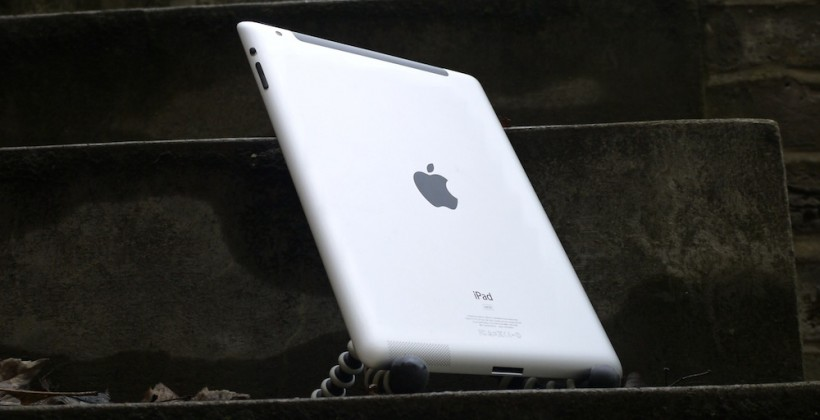 Foxconn blocks iPad production plans
