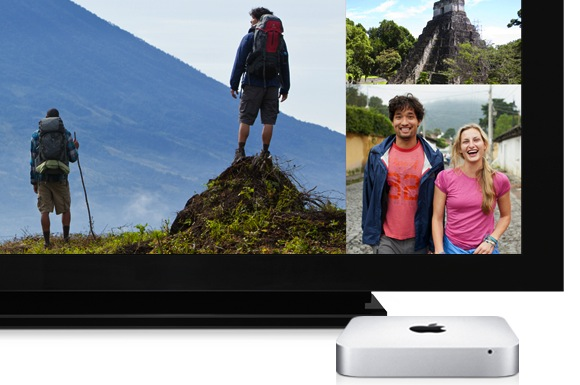 The New Mac Mini is Still Best Choice for the Living Room