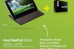 ASUS Eee Pad Slider Shows Up In August Catalog