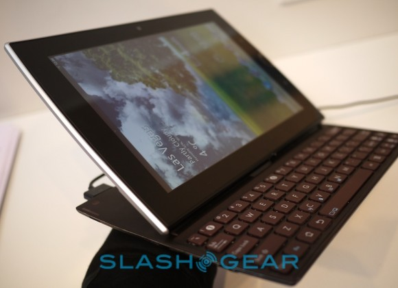 ASUS Eee Pad Slider Passes Through FCC