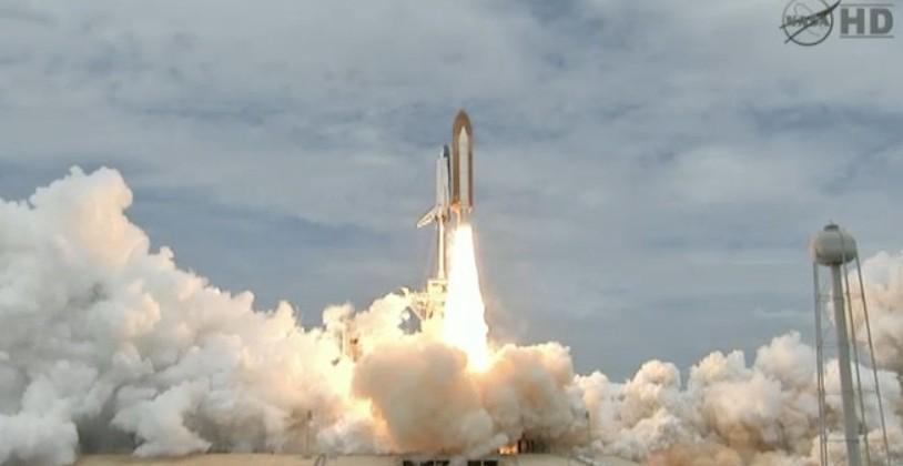 Atlantis STS-135 Mission is Go: Space Shuttle's final launch a success