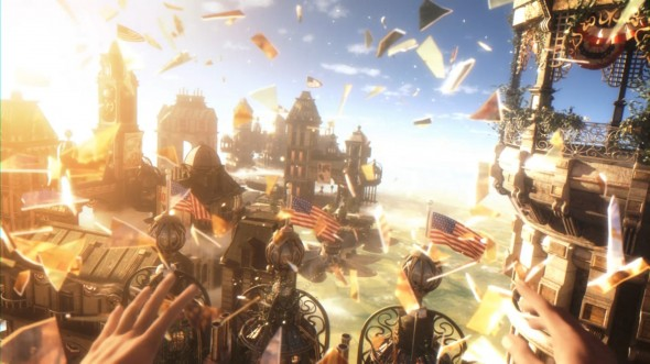 BioShock Infinite E3 demo released: Gamers swoon [Video]