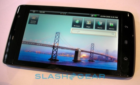 Dell Streak Android Tablet Pulled Temporarily For Some Updates