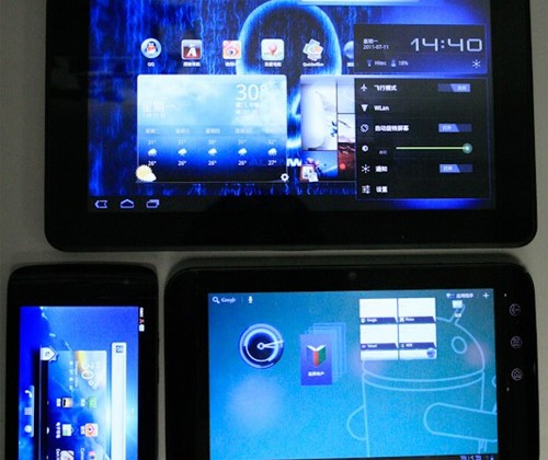 Dell Streak Pro 10-inch Honeycomb Tablet Gets First Photo Leak