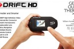 Drift HD sports camcorder debuts