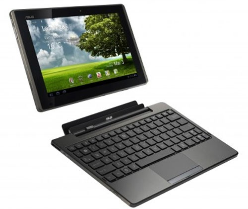 Asus Eee Pad Transformer Android tablet packing 3G gets official pricing in Italy