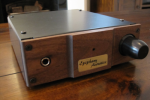Epiphany Acoustics EHP-1 headphone amp is packing