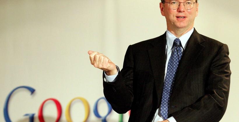 "Schmidt: Google was ""left behind"" on social"