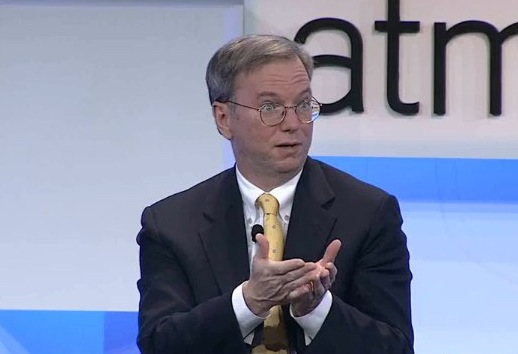 Google chairman: Apple's lawsuits prompted by jealousy and innovation-shortfall