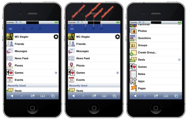 Facebook Project Spartan leaks again: Google, not Apple, the key enemy?