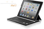 ZAGGfolio For iPad 2 Offers Stylish Case, Bluetooth Keyboard, And Stand All-In-One