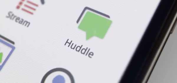 Huddle says that it is not involved with Google+