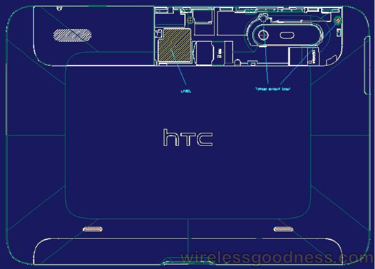 HTC Puccini 10-Inch Android Tablet Hits FCC, Supports AT&T 4G LTE