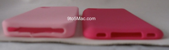 New iPhone 5 Silicone Cases Leak, Shows Thinner Profile, Larger Dimensions
