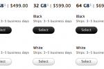 iPad 2 Shipping Times Drop To 3-5 Days