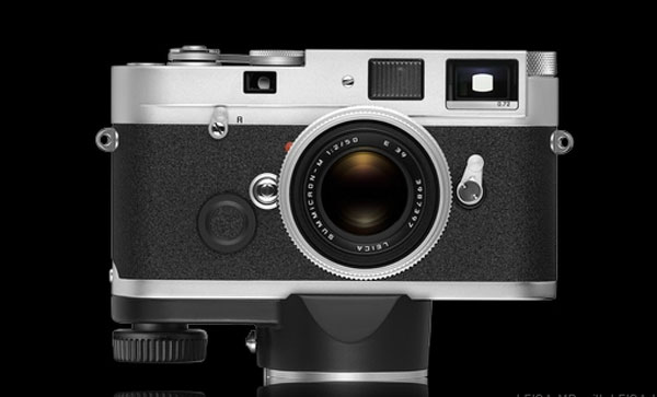 Leica Lens Holder accessory surfaces