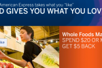 American Express and Facebook Launch Link, Like, Love Deals Platform