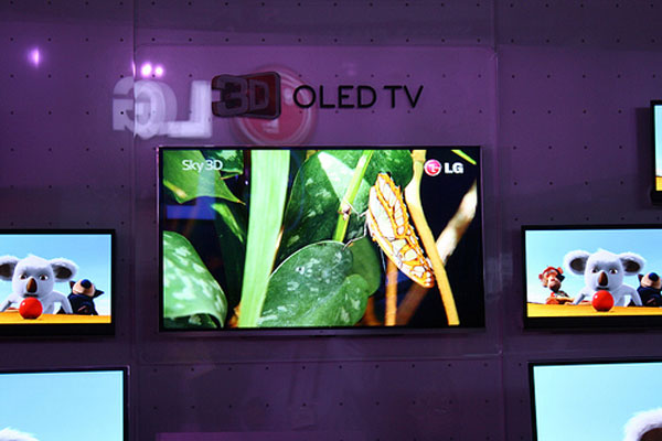 OLED TV Panels Not Cost-Competitive Until 2014 Says Taiwan TFT-LCD Panel Maker