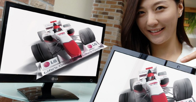 LG Cinema 3D DX2000 display uses eye-tracking for glasses-free 3D