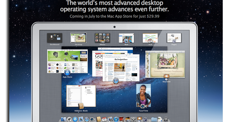 OS X 10.7 Lion Golden Master Version Seeded To Devs