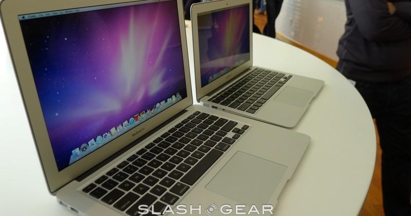 Sandy Bridge MacBook Air to use 400Mbps NAND flash storage?