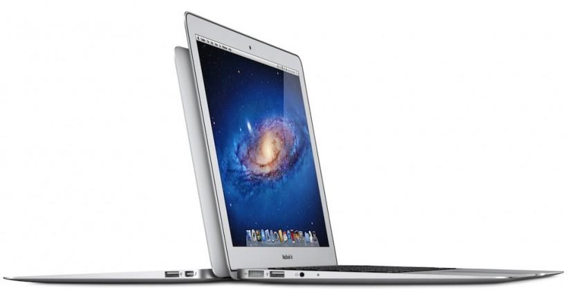 Apple MacBook Air updated